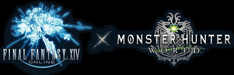 最终幻想XIV x 怪物猎人